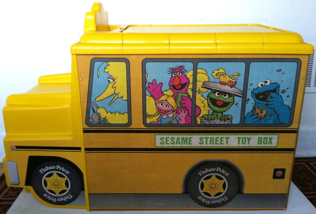 File:Fisher-price sesame street toy box and chair 2.jpg