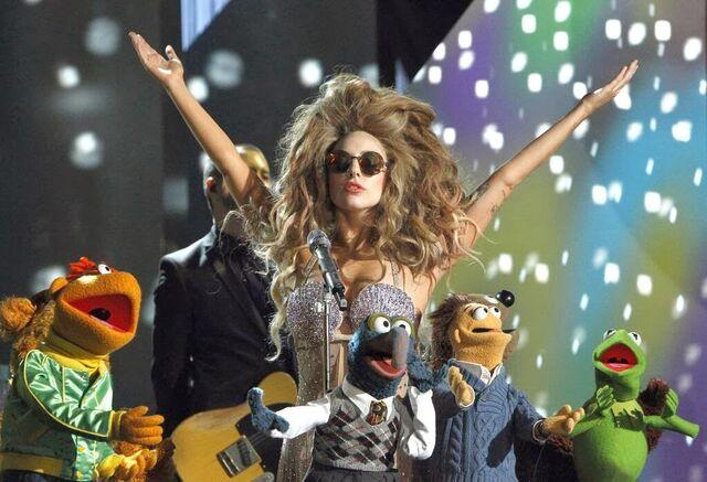 File:Lady Gaga Holiday Spectacular 01.jpg
