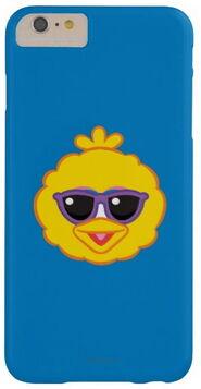 Zazzle big bird smiling face with sunglasses