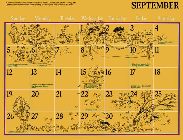 File:1976 sesame calendar 09 september 2.png