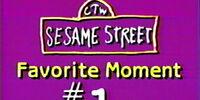 Sesame Street: 25 Favorite Moments