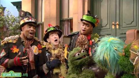 Sesame Street Rotten Grouchy Mothers Day