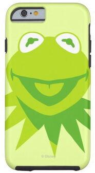 Zazzle kermit the frog smiling