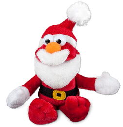 Gund 2010 musical holiday plush elmo