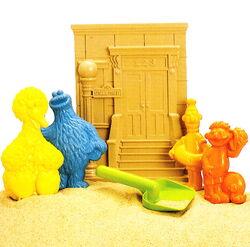 Ideal sand mold 2