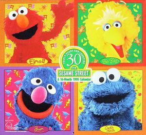 Calendar.sesame1999