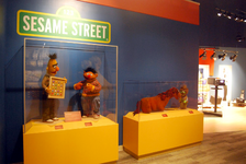 Center for Puppetry Arts - Sesame Street - Bert, Ernie, Fred & Clementine
