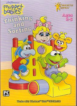 Muppetbabiesthinkingandsortingfrontcover