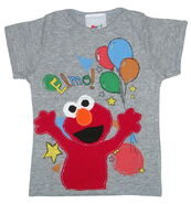 Morfs elmo party time tee