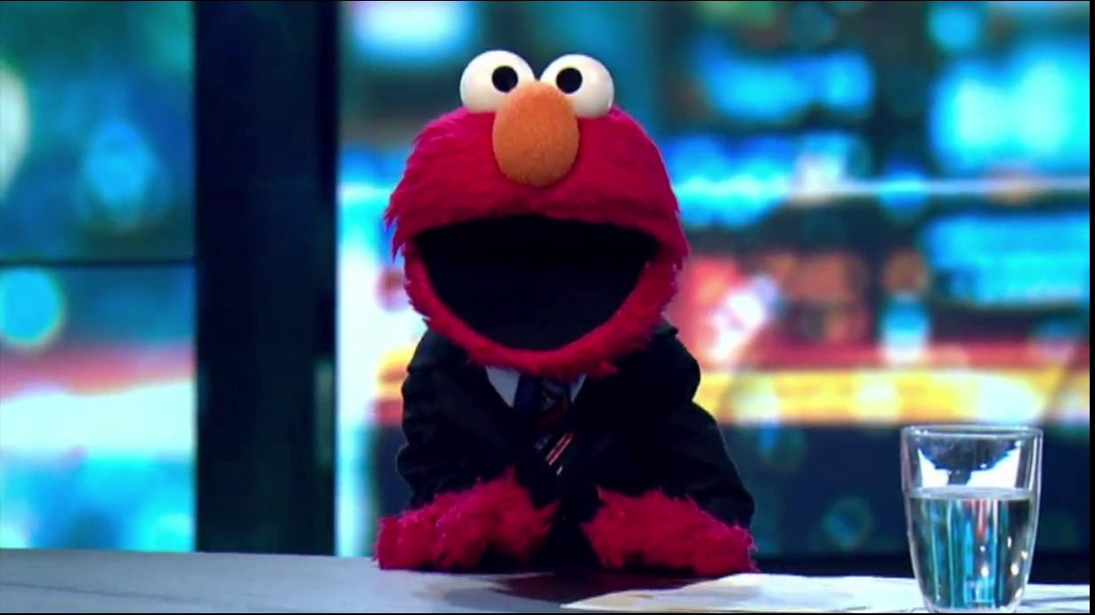 The Project - Elmo wants to meet Adele