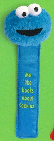 File:Gund 2005 bookmark cookie monster.jpg