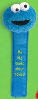 Gund 2005 bookmark cookie monster
