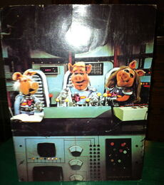 Stuart hall 1978 pigs in space folder back