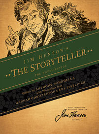 StorytellerTheNovelization