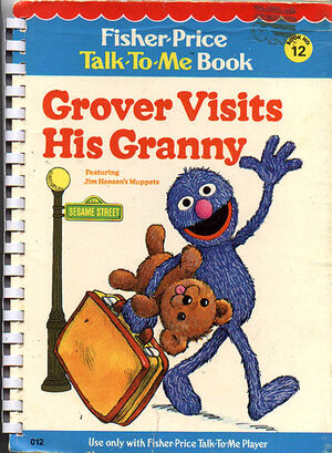 Grovervisitshisgranny
