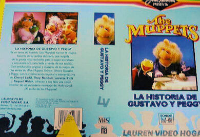 Kermitmisspiggystory spanish vhs