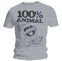 Loud distribution 100 animal shirt