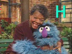 Maya Angelou and Herry