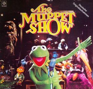 GermanmuppetshowLP
