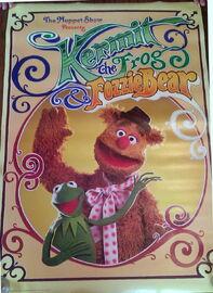 Scandecor 1977 poster kermit fozzie
