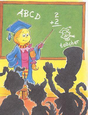 Sue teacher