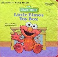 Little Elmo's Toy Box