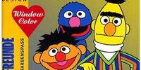 Ernie, Bert, Grobi und Freunde