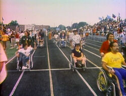 Wheelchairraces