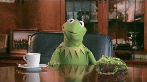 Kermit's Frog Message
