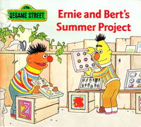 Ernie and Bert's Summer Project