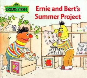 Ernie-bert-summer-project