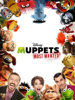 Muppets Most Wanted (video) | Muppet Wiki | FANDOM powered ...