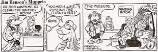 The Muppets comic strip 1982-05-06
