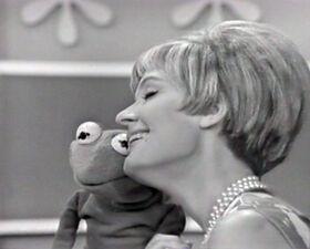 Florence Henderson Kermit My Funny Valentine