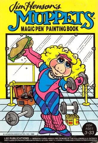 File:Lee publications 1988 miss piggy magic pen painting book 1.jpg
