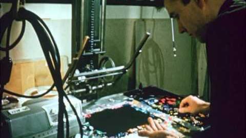 Jim Henson Animating