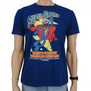 Logoshirt-SuperGrover-WorldsGreatestAdventureCharacter-T-Shirt-blue