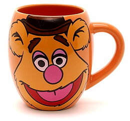 Muppets mug disney store uk fozzie
