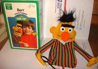 Questor bert puppet