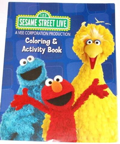 File:Sesame street live coloring book.jpg