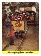 1992 sesame trading cards 65