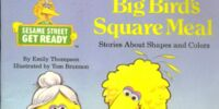 Big Bird's Square Meal