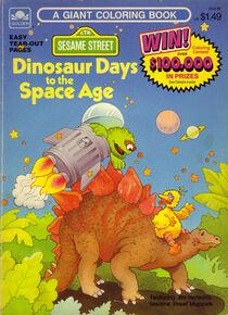 Coloring-dinospace