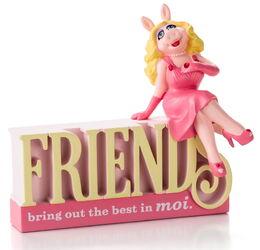 Hallmark figurine piggy