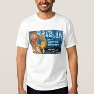 Zazzle fozzie berlin shirt