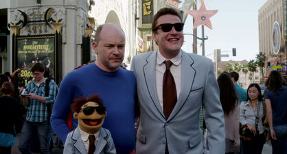 Rob corddry muppets