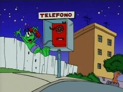 AlienTelefono