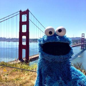 SanFrancisco-CookieMonster-GoldenGateBridge-(2014-05-13)