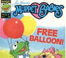 Muppet Babies (UK comic)