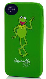 Pdp silicone iphone 4 case kermit 2011